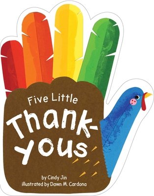 Five Little Thank-Yous Cover Image