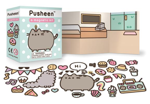 Pusheen: A Magnetic Kit (RP Minis) Cover Image