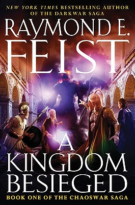A Kingdom Besieged Cover Image
