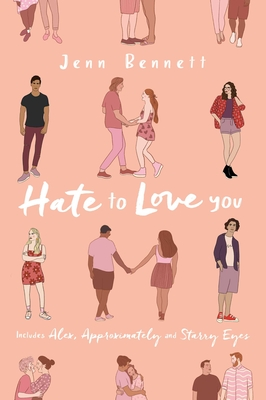 Hate to Love You: Alex, Approximately; Starry Eyes Cover Image