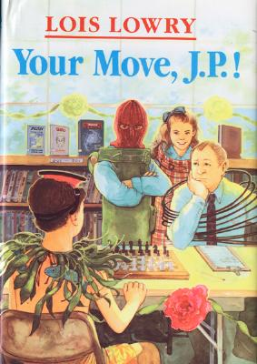 Your Move, J.P.! Cover