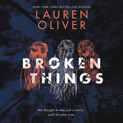 Broken Things Lib/E Cover Image