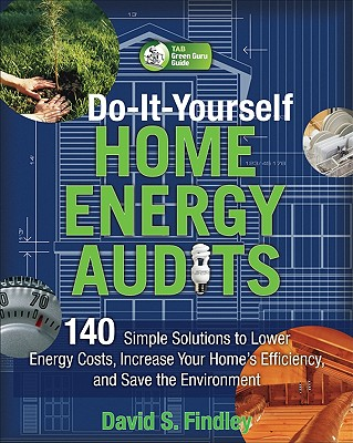 Do-It-Yourself Home Energy Audits Cover
