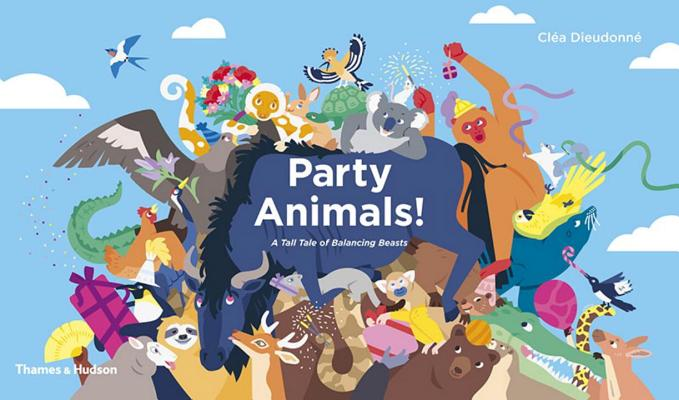 Party Animals! Cover Image