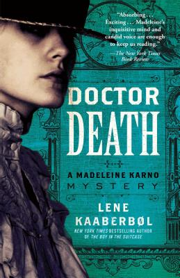Doctor Death: A Madeleine Karno Mystery Cover Image