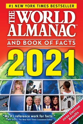 The World Almanac and Book of Facts 2021 Cover Image