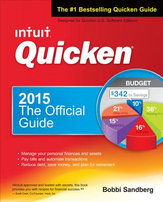 Quicken 2015 the Official Guide Cover Image