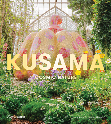 Kusama: Cosmic Nature Cover Image