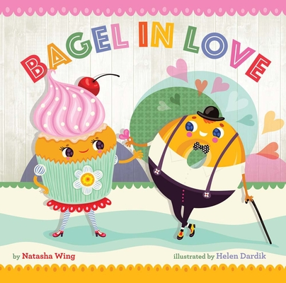 Cover for Bagel in Love