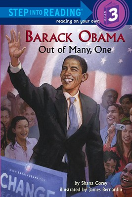 Barack Obama: Out of Many, One Cover Image