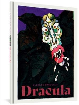 Alberto Breccia's Dracula (The Alberto Breccia Library) Cover Image