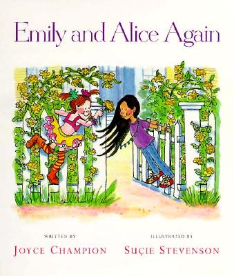 Cover for Emily and Alice Again