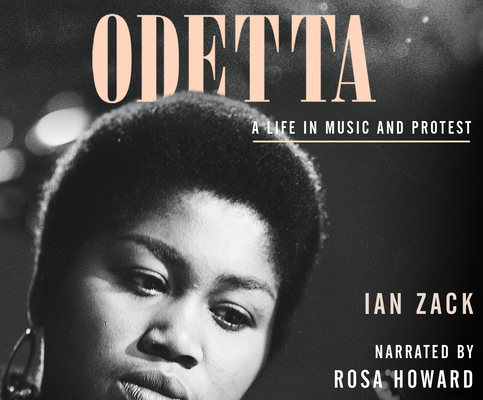 Odetta: A Life in Music and Protest Cover Image