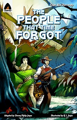 The People That Time Forgot Cover