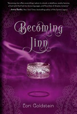 Becoming Jinn Cover