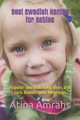 Best Swedish Names for Babies: Popular Swedish Baby Boys and Girls Names with Meanings Cover Image