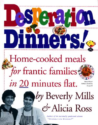 Cover for Desperation Dinners