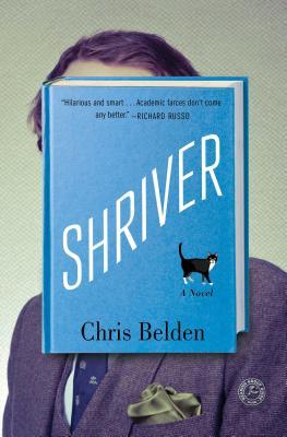 Shriver: A Novel Cover Image