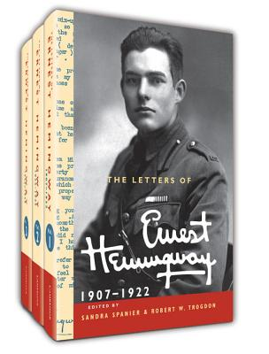 The Letters of Ernest Hemingway Hardback Set Volumes 1-3: Volume 1-3 (Cambridge Edition of the Letters of Ernest Hemingway) Cover Image