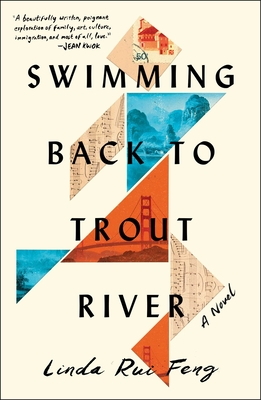 Swimming Back to Trout River: A Novel Cover Image