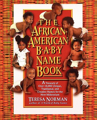 The African-American Baby Name Book: A Treasury of over 10,000 Unique, Traditional, and Creative Names for the New Millennium Cover Image