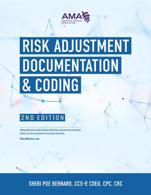 Risk Adjustment Documentation & Coding, 2nd Edition Cover Image