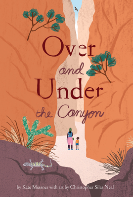 Over and Under the Canyon Cover Image