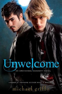 Unwelcome Cover