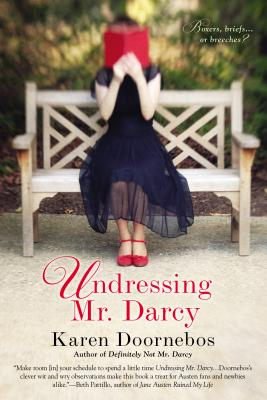 Undressing Mr. Darcy Cover