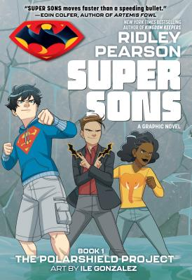 Super Sons: The PolarShield Project Cover Image