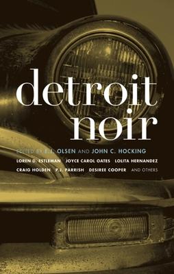 Detroit Noir Cover