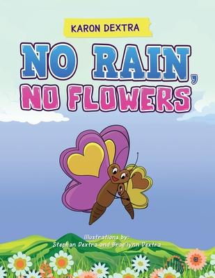 No Rain, No Flowers Cover Image