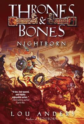 Nightborn (Thrones and Bones #2) Cover Image