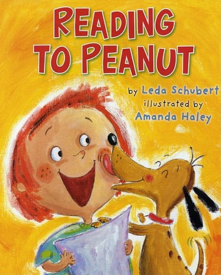 Reading to Peanut Cover