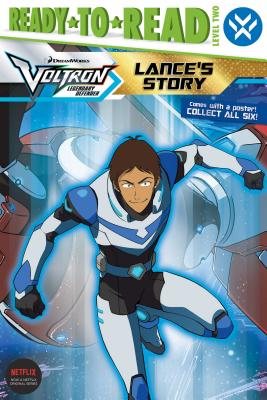 Lance's Story (Voltron Legendary Defender) Cover Image