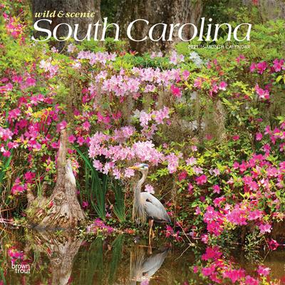 South Carolina Wild & Scenic 2021 Square Cover Image