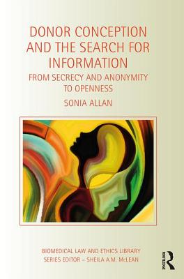 Cover for Donor Conception and the Search for Information