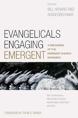 Evangelicals Engaging Emergent Cover