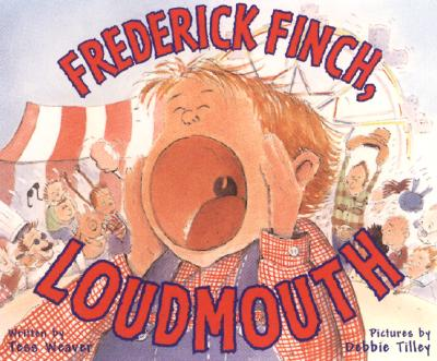 Frederick Finch, Loudmouth Cover