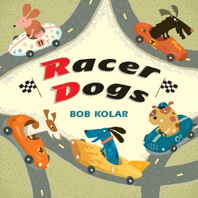 Racer Dogs Cover