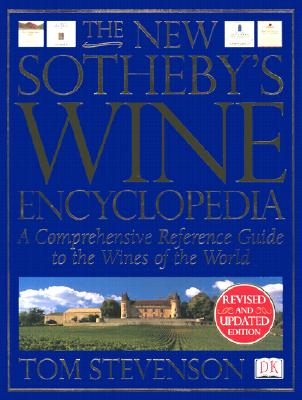 New Sotheby's Wine Encyclopedia Cover Image
