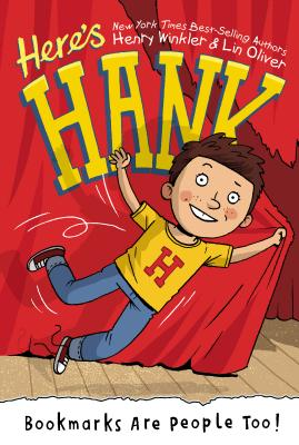 Bookmarks Are People Too! #1 (Here's Hank #1) Cover Image