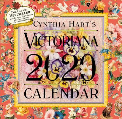 Cynthia Hart's Victoriana Wall Calendar 2020 Cover Image