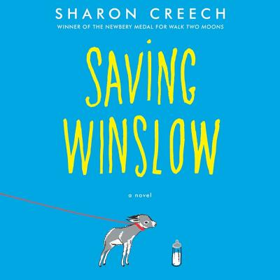 Saving Winslow Lib/E Cover Image