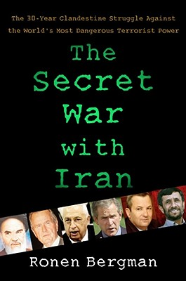 The Secret War with Iran Cover