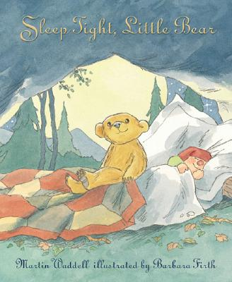 Sleep Tight, Little Bear with DVD Cover
