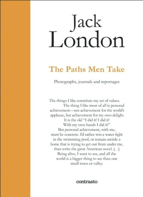 Jack London. the Paths Men Take Cover Image