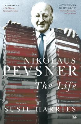 Cover for Nikolaus Pevsner