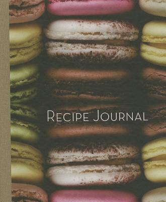 Macaroons - Small Recipe Journal Cover