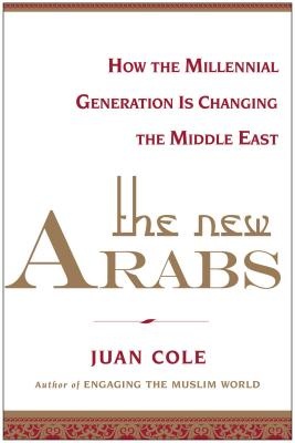 The New Arabs Cover